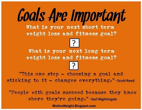 famous quotes  goal setting quotesgram