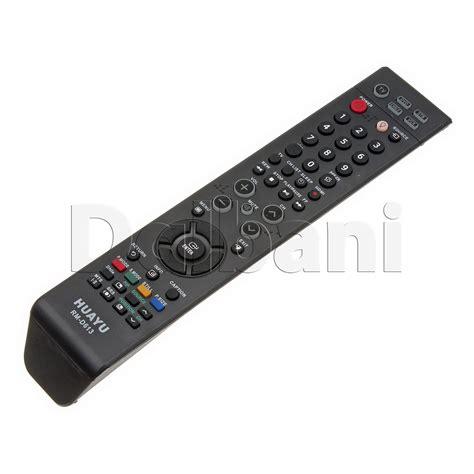 Samsung Rm rm d613 universal tv remote huayu lcd tv dvd samsung ebay