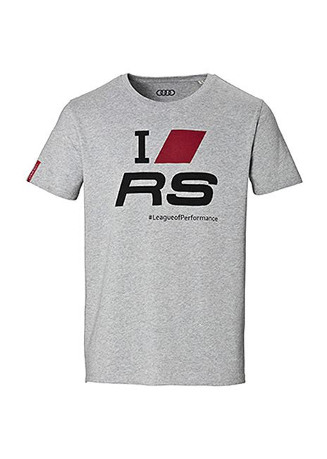 T Shirt Audi i rs t shirt by audi choice gear