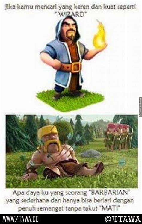 kumpulan meme paling lucu clash of clan coc bikin ngakak guling guling update update ceria