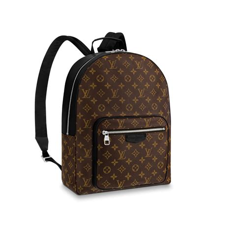 josh monogram macassar canvas mens bags louis vuitton