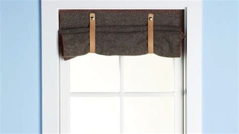 wool curtain panels make a wool curtain out of a surplus blanket