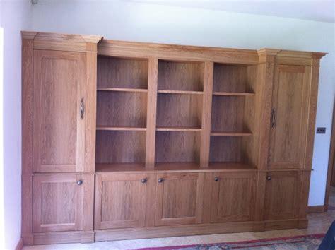 bookshelves and storage bourne s furniture handmade oak bookcase and