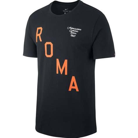 As Roma T Shirt as roma t shirt squad sort www unisport dk
