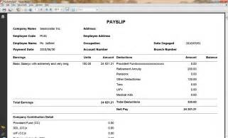 pdf payslip template 41 excellent salary slip payslip template exles thogati