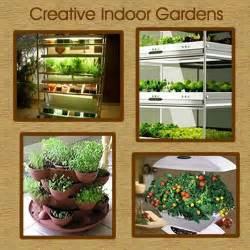 indoor vegetable gardening small space garden ideas