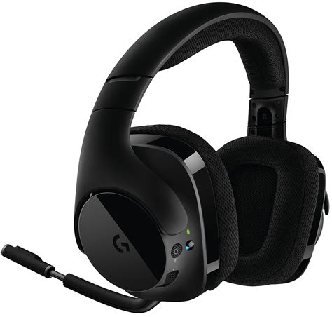 logitech g releases g533 pc wireless gaming headset legit reviewslogitech g releases g533 pc