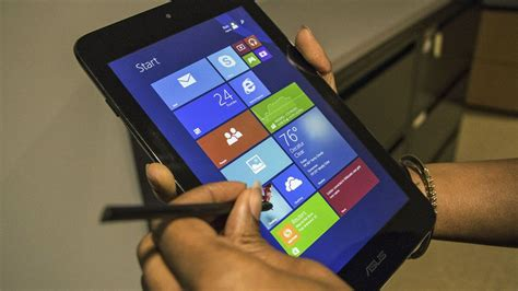 Tablet Asus Os Windows asus vivotab note 8 tablet is wrong size wrong os review