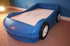 Tikes Toddler Car Bed Used Boys Tikes Car Bed For Sale In Stepaside Dublin