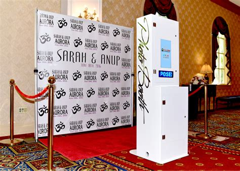 dreamark events party rentals red carpet photo booth featured open air photo booth red carpet style happy
