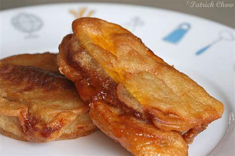 new year fried nian gao recipe cook with no books nian gao sweet potato sandwich