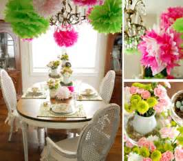 Design Easter Centerpieces Ideas Decorate A Easter Table Simple Home Decoration