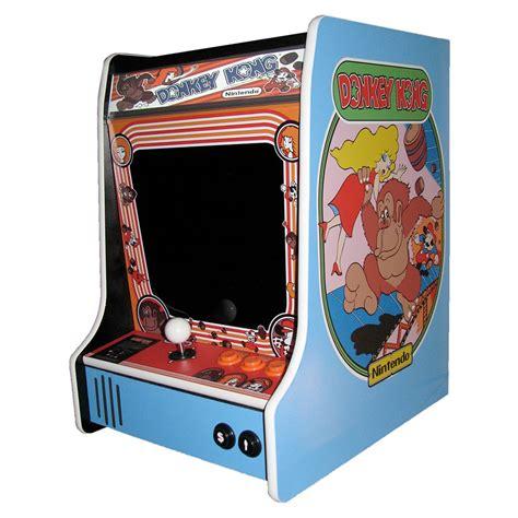 Bartop Cabinet Kit by Bartop Arcade Cabinet Kit Scifihits