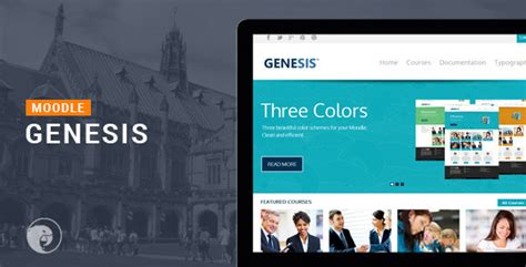 themeforest moodle genesis themeforest moodle theme themes crack