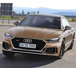 Model Home Interior 2019 audi rs7 rendered new pictures