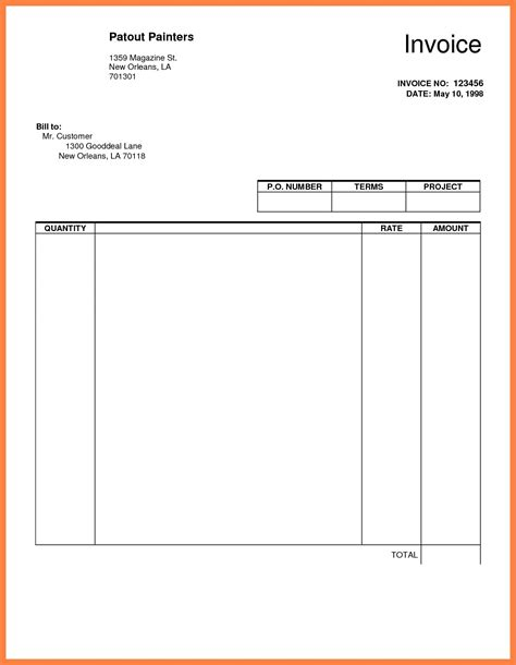 google spreadsheet invoice template gallery of invoice template for