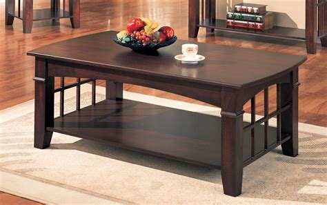 coffee table cherry wood coffee table cherry
