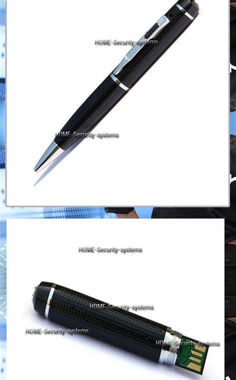 New Pulpen Kamera 16 Gb Recorder Pen pen voice recorder 720p hd 16gb usb drive security no ebay