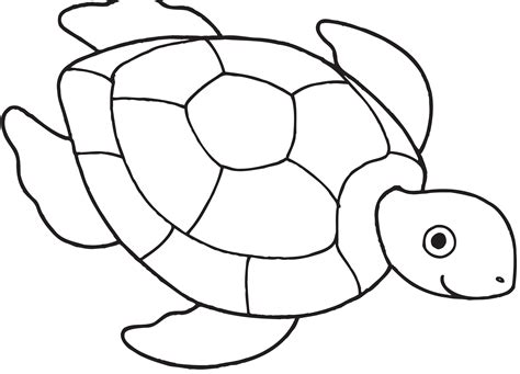 Turtle Coloring Pages Free Printable Coloring Pages Turtle Coloring Page