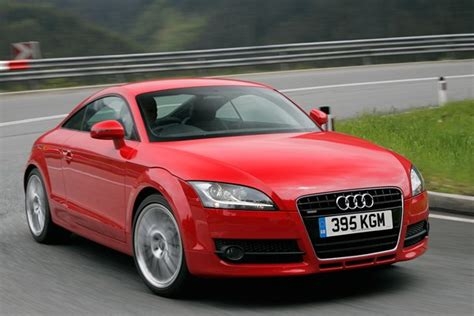 Audi Tt Coupe Price by Audi Tt Coup 233 From 2006 Used Prices Parkers