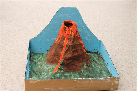 montessori beginnings volcanoes