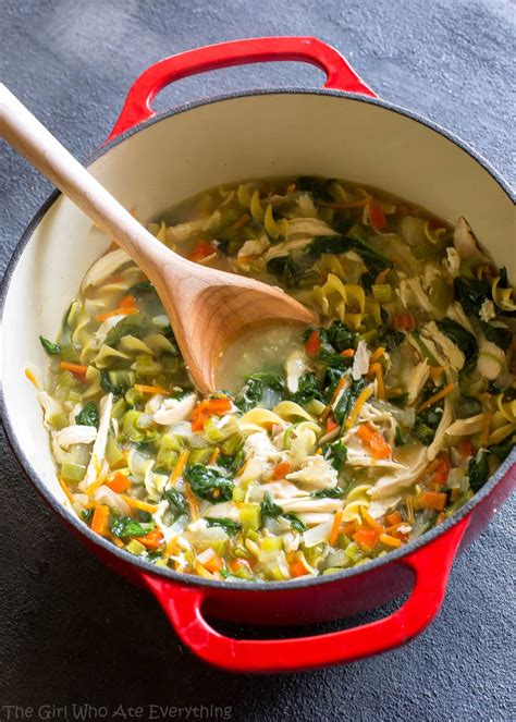 healthy vegetable soup recipe healthy vegetable chicken soup the who ate everything