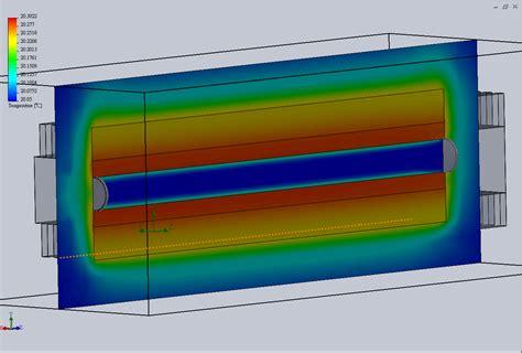 solidworks tutorial heat transfer solidworks 2010 flow simulation heat transfer tai yaun
