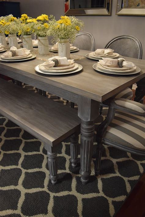 french country farmhouse glam dining room general