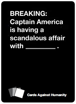 cards against humanity printable template cards against humanity goes geeky forevergeek