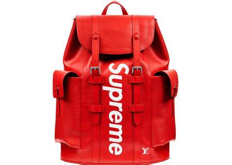 Louis Vuitton Kd louis vuitton x supreme christopher backpack epi pm