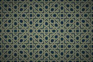 Greek Style Home Interior Design by Free Islamic Geometric Interwoven Wallpaper Patterns