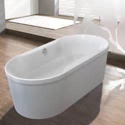 hoesch badewannen hoesch spectra freistehende badewanne 6465 010 reuter