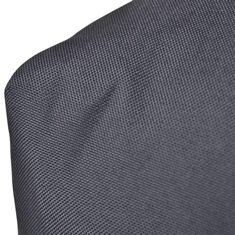 cuscino 80x80 cuscino da seduta imbottito grigio 120 x 80 x 10 cm