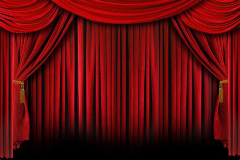 cartoon curtains 4 designer red stage curtain hd picture
