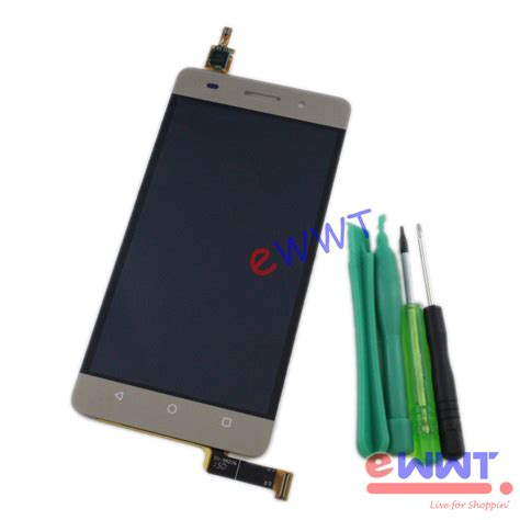 Lcd Touchscreen Huawei Honor 4c gold lcd display w touch screen unit tool for huawei