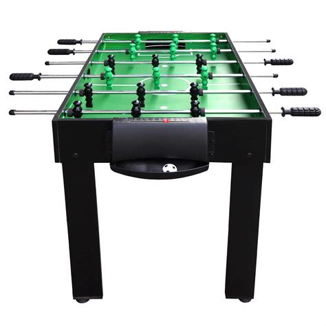 foosball and pool table playmaker 3 in 1 foosball multi game table pool warehouse