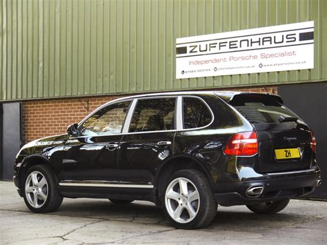 cayenne porsche used used 2009 porsche cayenne for sale in worcestershire