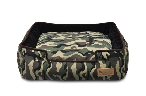 camo dog beds camouflage lounge dog bed care 4 dogs on the go