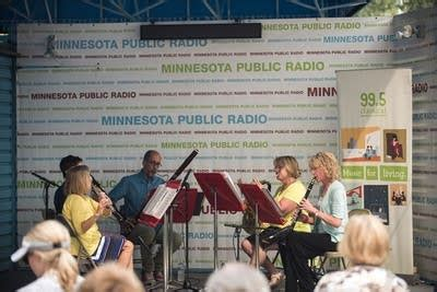 mpr boat donation live from the fair dolce wind quintet your classical