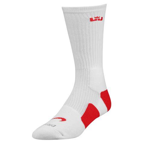 socks for basketball shoes new nike lebron elite basketball socks available at