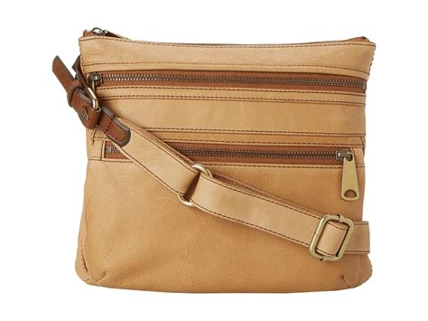 New Arrival Fossil Cross 1715 fossil explorer crossbody zappos free shipping both ways