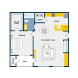 floor plan with furniture stock photo image 38539380 floor plan with furniture stock vector illustration of