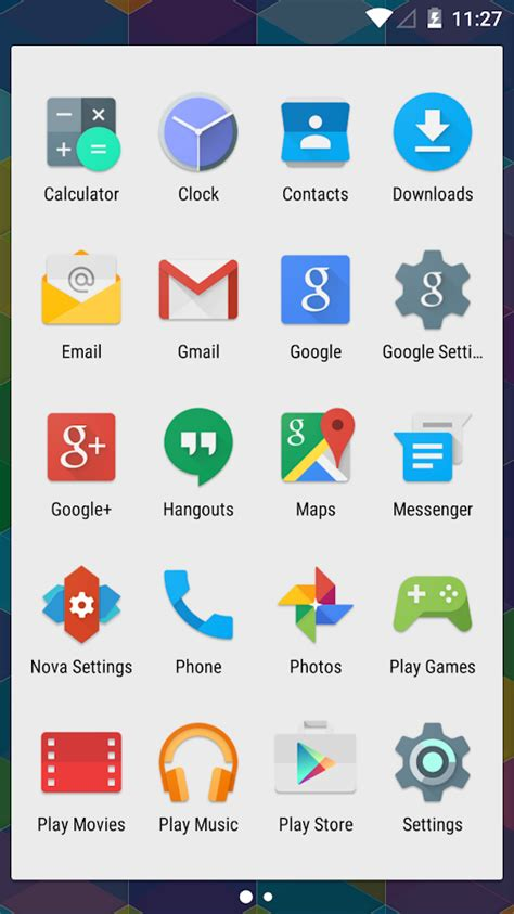 nova launcher themes google play nova launcher prime android apps on google play
