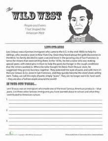 levi strauss worksheet education com
