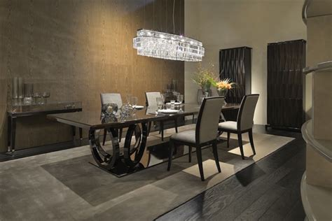 tappeti fendi 13 modern dining tables from top luxury furniture brands