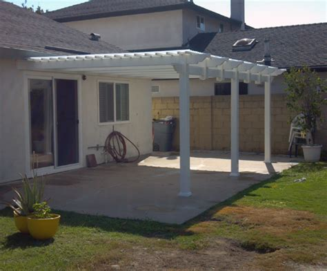 Vinyl Patio Cover Kits by Modern Vinyl Patio Covers Kits And Vinyl Patio Covers
