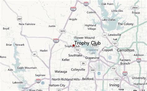 trophy club texas map gu 237 a urbano de trophy club
