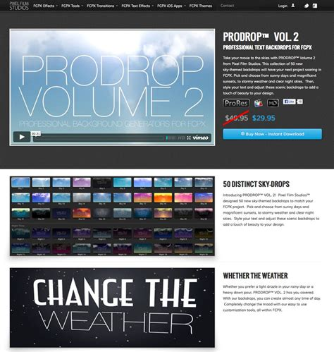 final cut pro unsupported volume type new sky text backdrop plugin for final cut pro x from