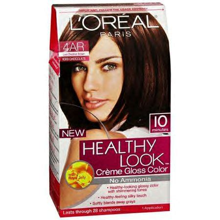 loreal hair dye colors beautytiptoday l oreal adds new no ammonia 10 minute
