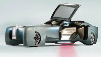 Rolls Royce Future Cars Rolls Royce Vision Next 100 Autonomous Concept Revealed